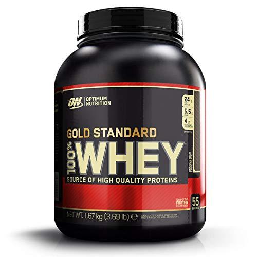 Optimum nutri Gold Standard Whey Chocolate 1.67KG, 1.67 kg 296134