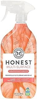 Honest Multi-Surface Cleaner, Grapefruit Grove, Pack of 1