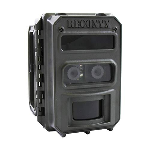 RECONYX XS8 Covert 1080p HD Day & Night General Surveillance Security Camera, 30fps, Up to 80