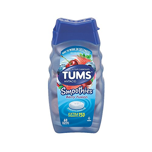 Top tums smoothies assorted fruit 140 count for 2020