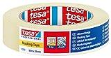 Tesa -Nastro adesivo per mascheratura, per interni, rimozione senza residui fino a 3 giorn...
