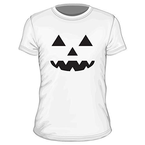 My Custom Style T-Shirt #Halloween_A#100% Baumwolle 155g L-Bianca Halloween-zucca_4