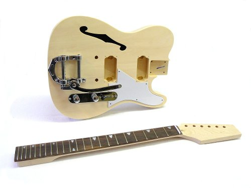 E-Gitarren-Bausatz/Guitar DIY Kit