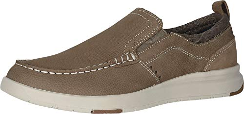 Dockers Men's, Collins Slip-On Taupe 10.5 M