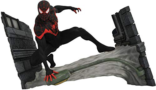 DIAMOND SELECT TOYS Marvel Gallery: Miles Morales PVC Figure, Multicolor