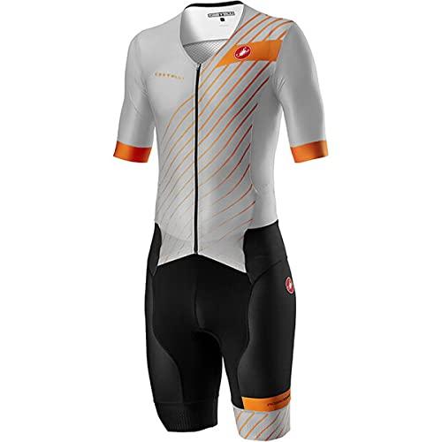 Castelli Free Sanremo 2 Short-Sleeve Suit | Amazon