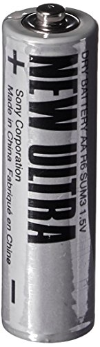 Sony SUM3NLB20A Heavy-Duty Carbon Zinc Aa Batteries, 20 Pack