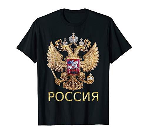 Russland Adler T-Shirt