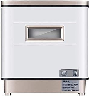 WYZXR Lavavajillas de 220V, 12L de Consumo de Agua, Secado Inteligente, Adecuado para una Familia 6 Juegos de Cubiertos (Capacidad 41-60L)