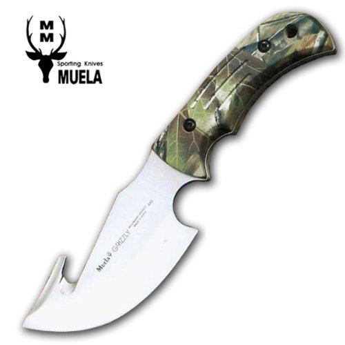 Muela Messer Ibex 8AP