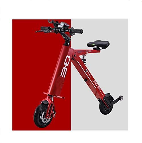 Inicio Equipos Scooter de movilidad eléctrica Scooter eléctrico pequeño mini coche eléctrico plegable tráfico urbano scooter de batería de litio portátil ultraligero scooter para adultos 8 pulgadas