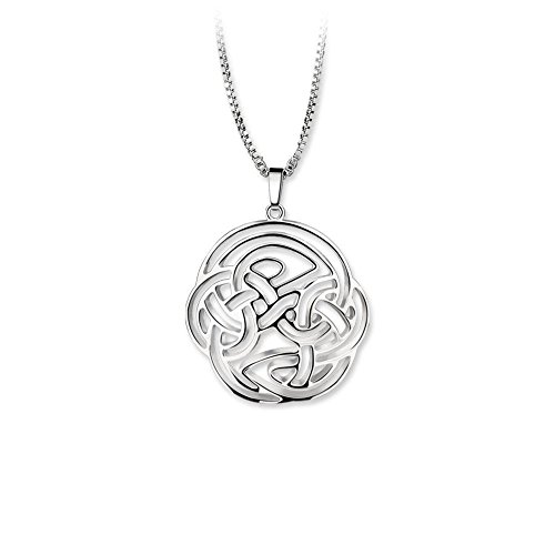Newbridge Silverware Celtic Pendant