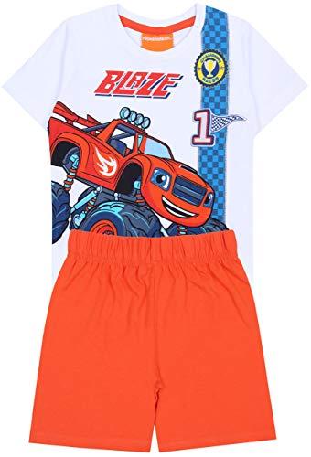 sarcia.eu Pijama Blanco y Naranja Blaze Naranja naranja 110 cm(5 años)