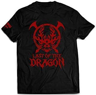 鷹木信悟「ラスト・オブ・ザ・ドラゴン」Tシャツ S