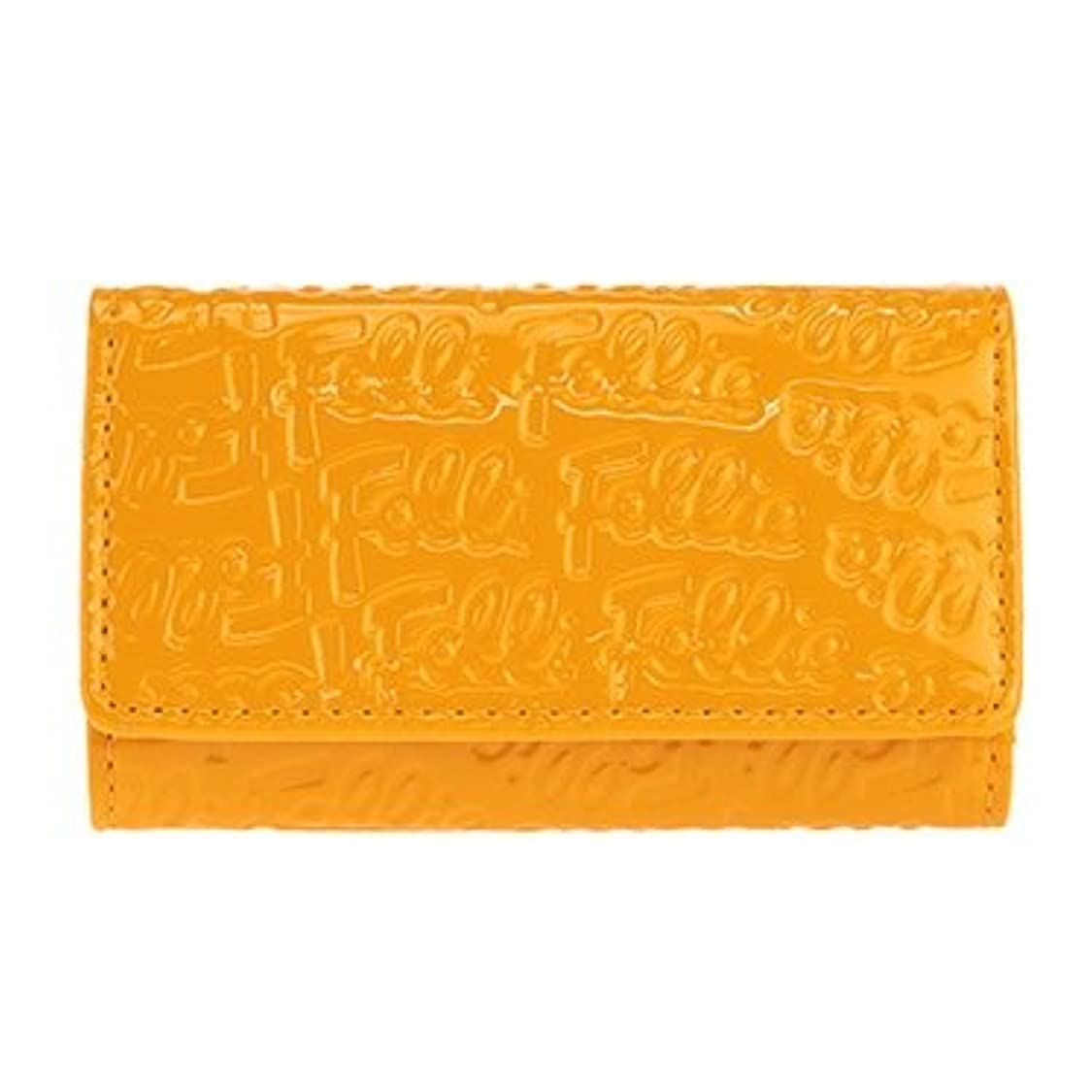 電卓ピクニックをする石炭(フォリフォリ) Folli Follie レディース 長財布 [並行輸入品]