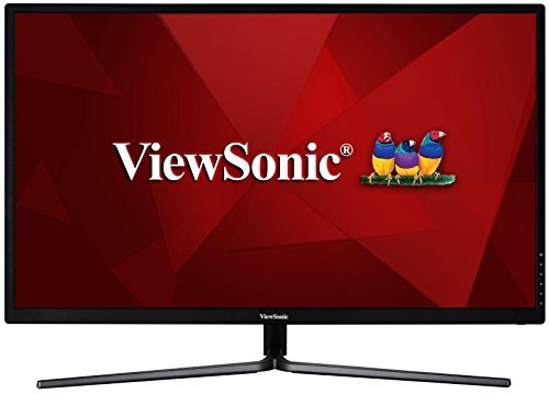 Viewsonic Design Monitor (Full-HD, IPS-paneel, HDMI, luidspreker) Full-HD zwart