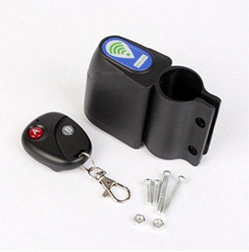 Fahrrad Sicherheit Kabellose Fernbedienung Vibration Alarm Diebstahlsicherung