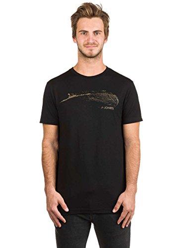 Jones Snowboards Herren T-Shirt Whistler T-Shirt