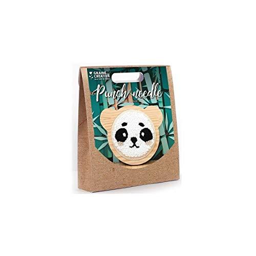 Kit Punch Needle Panda