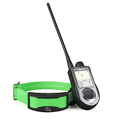 SportDOG Brand TEK Series 1.5 GPS Tracking System - 7 Mile Range - Waterproof and Rechargeable - Expandable to Locate up to 12 Dogs