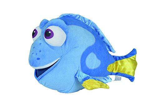 Simba 6315871740 - Disney Finding Dory Plüsch Dory 25 cm blau