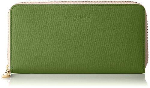 [ツモリチサト] 財布 トリロジー レディース グリーン