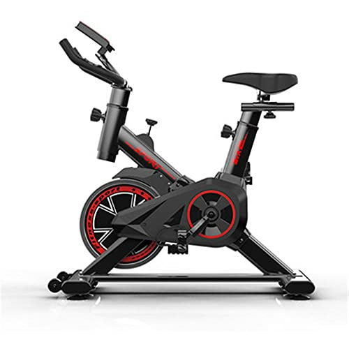 KCBYSS Bicicleta estática Plegable Pedales giratorios Bicicleta Equipo de fitness interior para entrenador de deportes en casa
