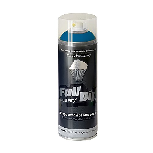 SPRAY FULL DIP BASICOS 400 ML - AZUL FLD007