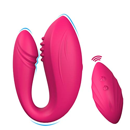 Massaggiatore Portatile in Silicone con 12 Potenti Modalità, Doppio Motore, Impermeabile e Facile da Pulire, Ricarica Rapida USB