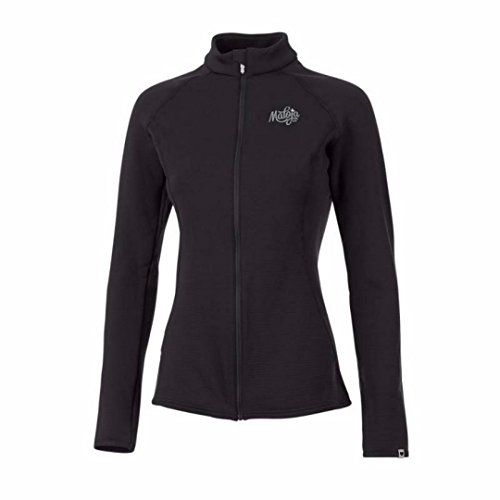 Maloja Funktionsjacke Multisportjacke ZulaM. 1/1 grau Stretch Fleece (M)