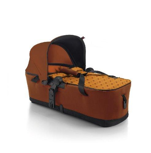 Concord Cuco Plegable Scout Capazo Blando y Plegable, para Silla Neo y Camino, Color Amber