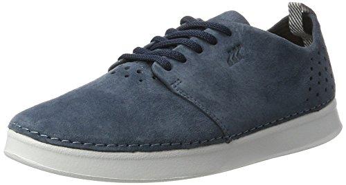 Boxfresh Herren Carle UH PGSDE MABLU Sneaker, Blau Blau, 44 EU