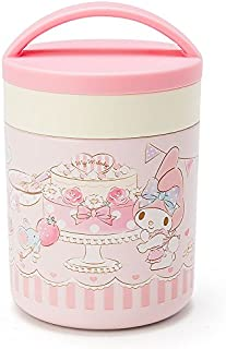 [My Melody] Thermal insulated lunch jar Bento box