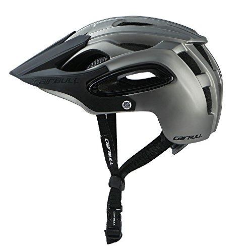 Cairbull Sport Helmet Uomo e Donna Due Dimensioni Bambini e Adulti - per Multisport: Ciclismo Roller Skate Skateboarding Arrampicata su Roccia