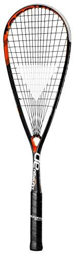 Tecnifibre DYNERGY Ap 125 Raqueta Squash, Unisex Adulto, Black, M