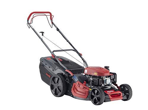 AL-KO Benzin-Rasenmäher Comfort 51.0 SP-A, 51 cm Schnittbreite, 2.1 kW Motorleistung, robustes Stahlblechgehäuse, Hinterradantrieb, Mulchfunktion, Seitenauswurf