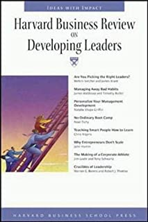 """""""Harvard Business Review"""" on Developing Leaders"""
