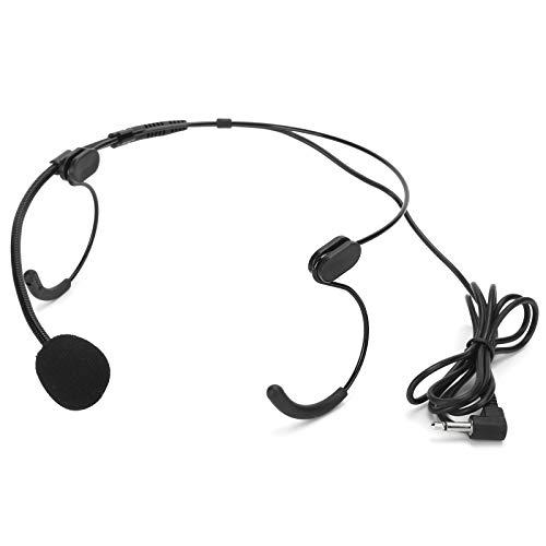 Micrófono de condensador USB, micrófono de condensador para auriculares, micrófono, conector de...