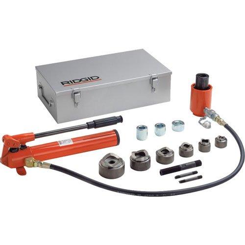 Ridgid 24587 HKO1810 1/2-inch to 4-inch Hydraulic Knockout