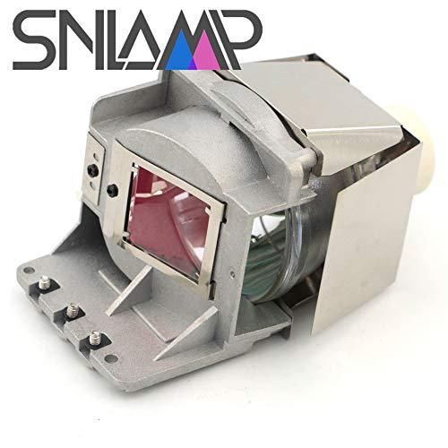 SNLAMP 5J.JEL05.001 ErsatzProjektorlampe Beamerlampe 210W Glühlampe mit Gehäuse für BENQ TH670 Projektoren