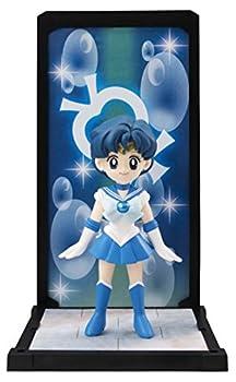 TAMASHII NATIONS Bandai Buddies Mercury Sailor Moon Action Figure Multi-Colored  BAN92039