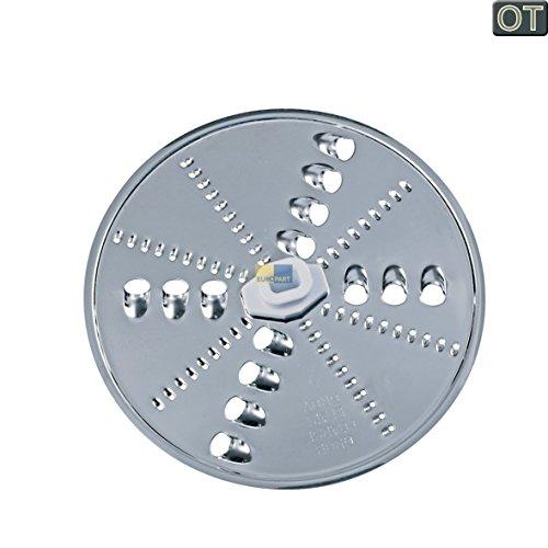 Bosch Siemens 65096300650963Original Disco de raboter Disco rallador Planer Coarse z.t. mcm12mcm20mcm22mcm22mcm50mcm52MCM53MK21MK22MK5Robot culinario aussi corredor 00260841Gorenje