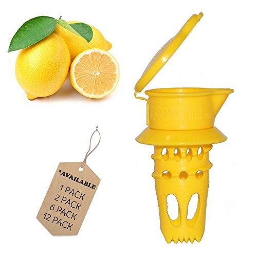 EcoJeannie Citrus Tap, Lemon Juicer Faucet (Patent Pending), Lime Squeezer, Juice Extractor