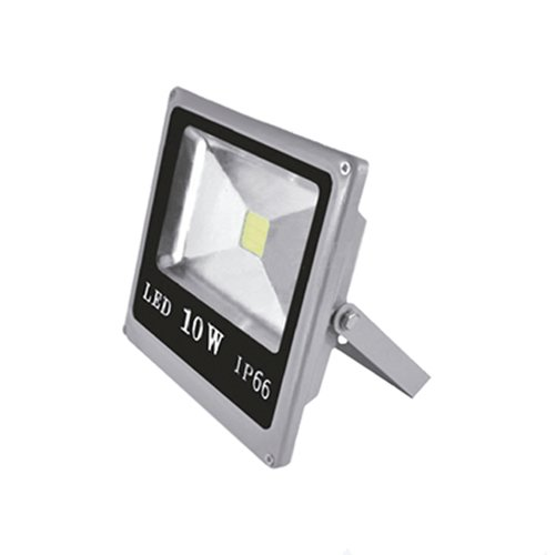 Laes 984668 projecteur lED slim intégré, 10 W, gris, 185 x 112 x 40 mm