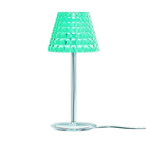 Guzzini Tiffany Lighting tafellamp Ø 13,6 cm x H 31,2 cm, blauw