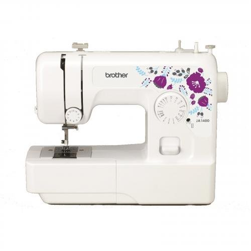 Brother JA 1400 Electric Sewing Machine( Built-in Stitches 14)