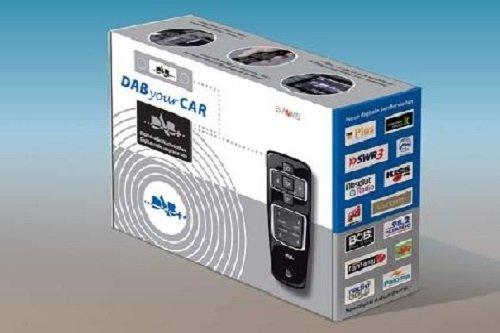 Volkswagen 000063212 Nachrüstsatz DAB+ Digialradio Nachrüstung Digitalempfang (für RDS Radios)