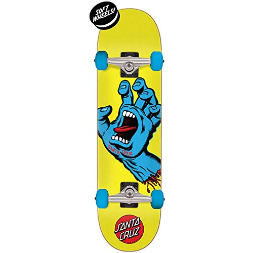 Santa Cruz Screaming Hand Skateboard Deck