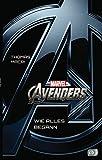 Marvel Avengers: Wie alles begann - Kinderbuch ab 10 Jahren