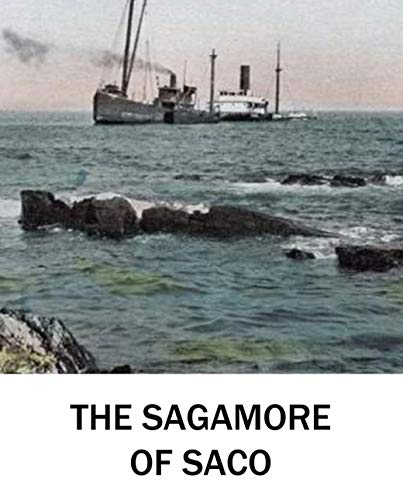 Illustrated The Sagamore of Saco: The novel of (English Edition)
